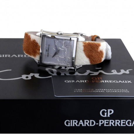 Girard Perregaux Vintage 1945 Le Corbusier, limited edition to 5 pieces
