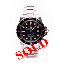 Rolex Sea-Dweller Ref. 1665 Rail Dial