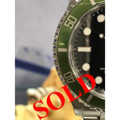 Rolex Submariner date Ref. 16610 Fat Four