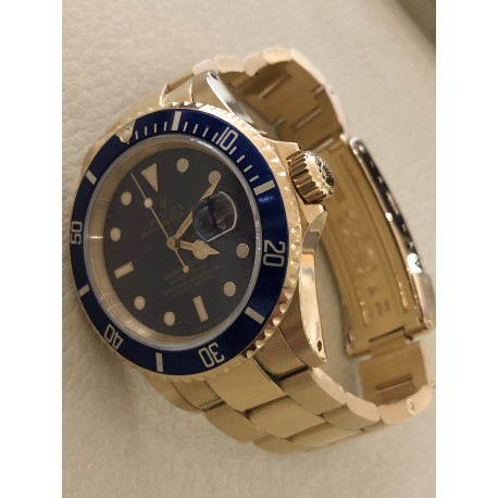 Rolex Submariner date Ref. 16618 Purple
