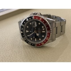 Rolex GMT Master Pepsi Réf 16760 FAT LADY