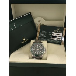 Rolex Submariner Ref. 116610 LV Hulk Full set