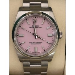 Rolex Oyster Perpetual 36 Ref. 126000 full set 2021 Pink dial